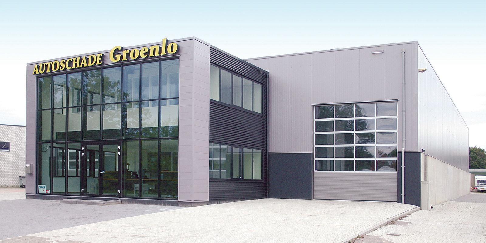 Autoschade Groenlo Bedrijfspand
